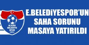 E.Belediyespor'un Saha Sorunu Masaya Yatırıldı