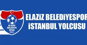 Elaziz Belediyespor İstanbul Yolcusu