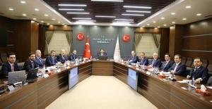 Finansal İstikrar ve Kalkınma Komitesi toplantısı yapıldı