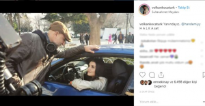 Hande Erçel'e Halka Dizisinin Yönetmeninden Destek!