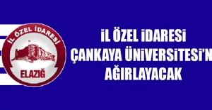 İl Özel İdaresi, Lider Çankaya Üniversitesini Ağırlayacak