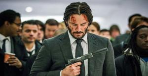 John Wick 3'ten Hareketli Poster Geldi, Filmin Adı Resmen Belli Oldu