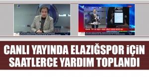 Kanal Fırat#039;tan Elazığspor#039;a...