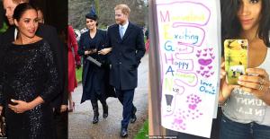 Kraliyet Gelini Meghan Markle, Gizli Instagram Hesabı Açtı