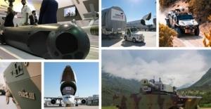 Savunma sanayisini ihracatta Ankara sırtladı