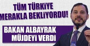 Tüm Türkiye Merakla Bekliyordu! Bakan...
