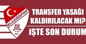 Transfer Yasağı Kaldırılacak Mı?