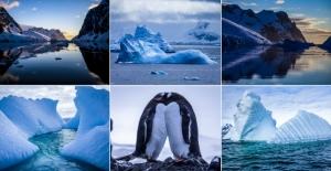 """Araştırmacıların tercihi bilim ve barış kıtası """"Antarktika"""""""