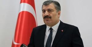 Bakan Koca: Türkiye'deki kızamık vaka sayısı Avrupa'nın altında