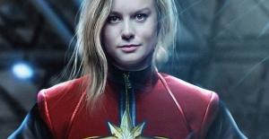 Captain Marvel Filmine Rotten Tomatoes'ta Büyük Sabotaj