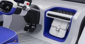 Citroen'den Ehliyetsiz Kullanılabilen Elektrikli Otomobil Konsepti