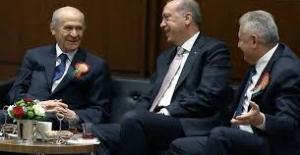 Cumhurbaşkanı Erdoğan Devlet Bahçeli ile görüşecek