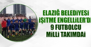 E.B İşitme Engelliler'de 9 Futbolcu Milli Takımda
