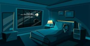 Geceleri Neden Aniden Uyanırız?