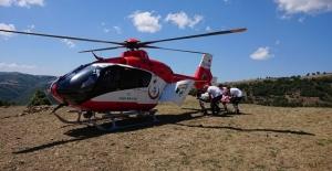 """""""Helikopter ve uçak ambulanslarla ücretsiz hizmet veren tek ülkeyiz"""""""