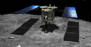 Japon Uzay Aracı Hayabusa 2, Asteroit Ryugu'dan Örnek Alacak