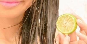 Limon'un Saça Faydaları