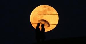 Süper Ay, Bu Gece Türkiye'den Çıplak Gözle Görülebilecek