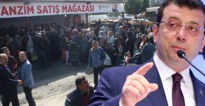 Tanzim Kuyruğuyla Alay Eden CHP'lilere İmamoğlu'ndan Tepki: Yanlış Buluyorum!