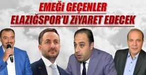Tüm Taraftarları Elazığspor Kulübüne Bekliyoruz