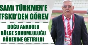 Türkmen'e TFSKD'den Görev