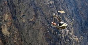 Yusufeli Barajında gövde yüksekliği 64 metreye ulaştı