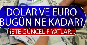 19 Mart Dolar ve Euro Fiyatlar