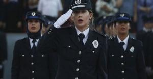 2 bin 500 kadın polis memuru adayı...
