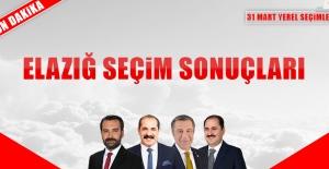 31 Mart Yerel Seçimleri Elazığ'ın Seçim Sonuçları