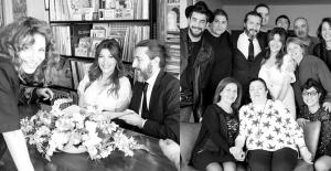 Ani Bir Şekilde Evlenen Oyuncu Şebnem Bozoklu, İlginç Evlilik Hikayesini Anlattı