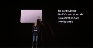 Apple, Kendi 'Kredi Kartını' Tanıttı: İşte Tüm Detaylar
