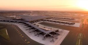 Bakan Turhan: İstanbul Havalimanı'ndan 18 Mart'a Kadar Toplam 2 Bin 902 Uçuş Yapıldı