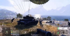 Battlefield 5'in Battle Royale Modu Firestorm, %50 İndirimle Origin'de Yayınlandı