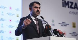 Çevre ve Şehircilik Bakanı Kurum: 20 yıl içerisinde kentsel dönüşümü tamamlamak istiyoruz