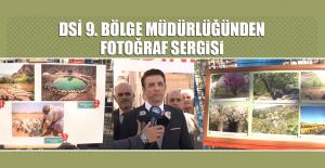 DSİ 9. Bölge Müdürlüğünden Fotoğraf Sergisi