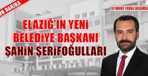 Elazığ#039;ın Yeni Belediye Başkanı...