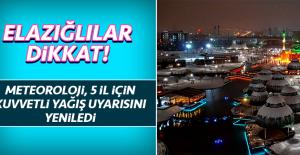 ELAZIĞLILAR DİKKAT!