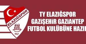 Elazığspor, Gazişehir Gaziantep Futbol Kulübüne Hazır