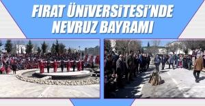 Fırat Üniversitesi'nde Nevruz Bayramı
