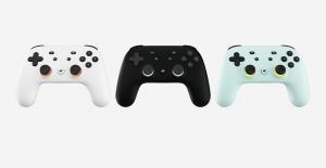 Google'ın Bulut Oyun Sistemi Stadia'nın Oyun Kolu Belli Oldu