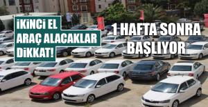 İKİNCİ EL ARAÇ ALACAKLAR DİKKAT!