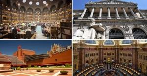 İnsanlığın ortak hafızası: Kütüphaneler