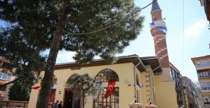 Kocaeli'deki 487 yıllık tarihi cami yeniden ibadete açıldı