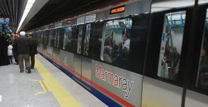 Marmaray'da Bir İlk! Avrupa-Asya Arasında Kesintisiz Demir Yolu Ulaşımı Başladı