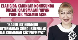 Prof. Dr. Yasemin Açık'tan Kadınlar Günü Mesajı