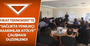 """""""SAĞLIKTA YENİLİKÇİ TASARIMLAR ATÖLYE"""""""