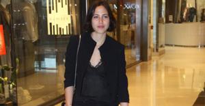 Sevgilisiyle Görüntülenen Zehra Çilingiroğlu'nun Gecesi Olaylı Bitti