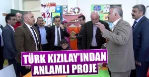 Türk Kızılay'ından Anlamlı Proje