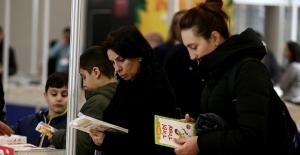 """""""Uluslararası Avrasya Kitap Festivali""""ni binlerce kişi ziyaret etti"""