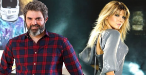 Yılın Sürpriz Aşkı! Gülben Ergen ve Müzisyen Emre Irmak Aşk Yaşıyor